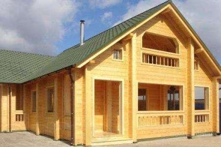 По строительству деревянных домов Башкортостан - в лидерах