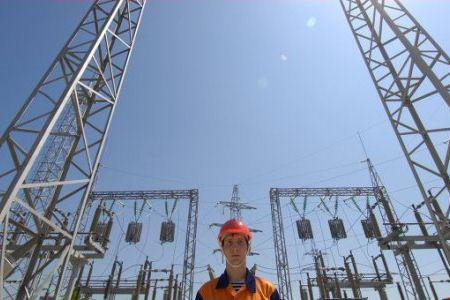Подача электроэнергии проверена