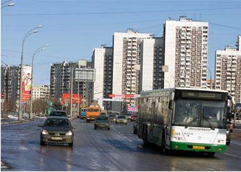 Власти столицы одобрили одну гигантскую стройку на северо-западе Москвы