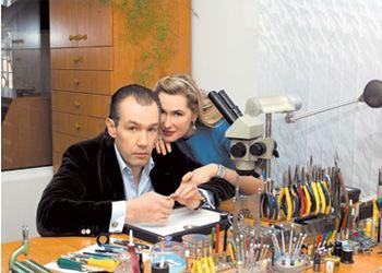 Часы великого Чарли Чаплина на аукционе в Нью-Йорке купил украинский миллионер