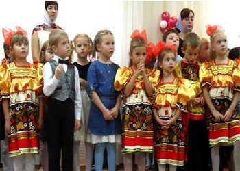 В  Белгороде на юбилей детскому саду номер 45 спонсоры сделали удивительный подарок