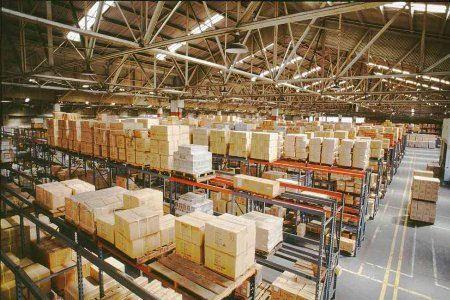 Московские склады арендуются еще до ввода в эксплуатацию