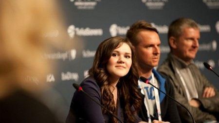 Фавориты «Евровидения 2013» называют Дину Гарипову сильной соперницей.