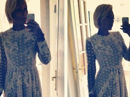 Телеведущая Аврора купила себе новое платье