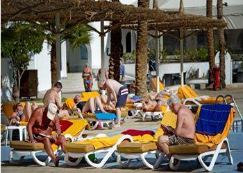 В Египте туристы-россияне вышли по численности на первое место