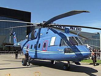 Вертолеты будут садиться на крышу