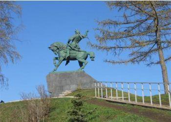 В Уфе обновили главный парк города