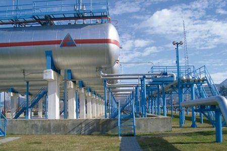 Автоматический газовый терминал