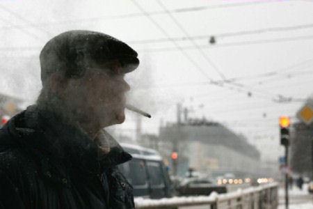 Парламентарии борются с курением