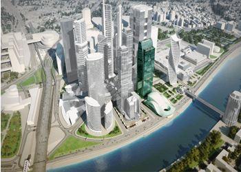 В Москве-Сити рядом с Башней Империя появится элитный жилой комплекс
