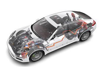Porsche сделает гибридами все свои модели