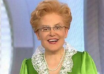Елена Малышева призналась в пристрастии к ботоксу
