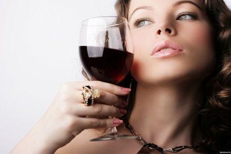 Бокал вина клиенту не повредит