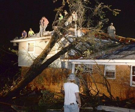 МЧС РФ готово оказать помощь США при устранении последствий торнадо.