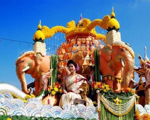 В Паттайе проходит фестиваль Цвета Востока