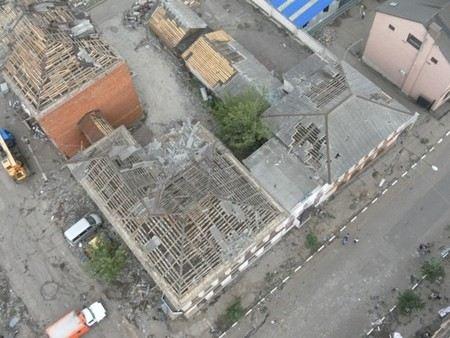 В Тульской области из-за смерча введен режим ЧС