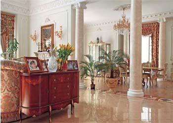 Дизайном дома занимались Михаил Шуфутинский и один архитектор