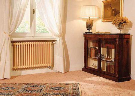 Современные радиаторы прекрасно дополняют дизайн помещения