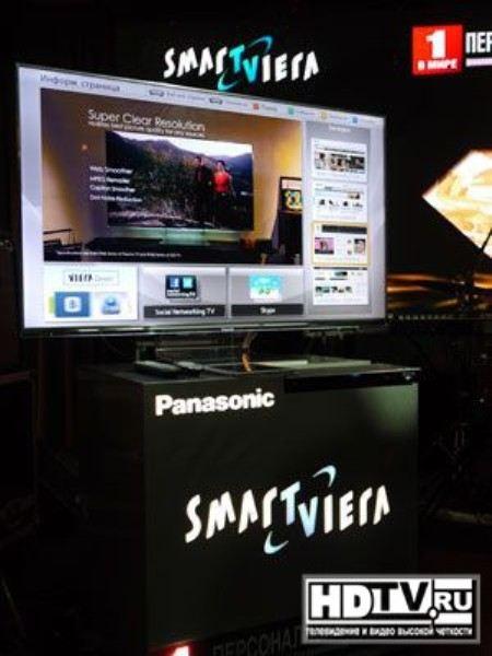 Персонализированный телевизор Smart VIERA