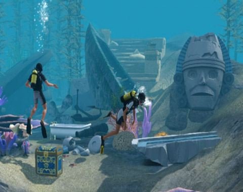 The Sims3: Тропический рай