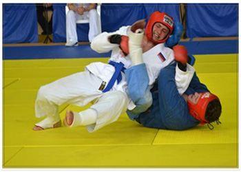В Томске прошел турнир по рукопашному бою среди работников ЧОПов