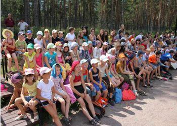 В России детские лагеря проверили специалисты МЧС