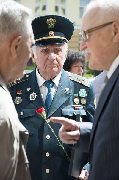 29 мая ветераны таможенной службы празднуют свой день