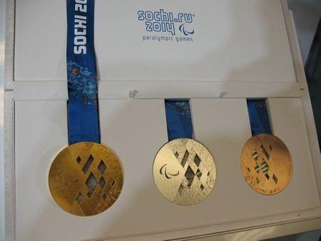 В Санкт-Петербурге прошла презентация Олимпийских медалей