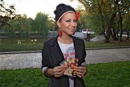 Певица Елка сыграла в сериале на ТНТ.