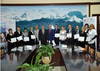 В Сочи завершено строительство Российского олимпийского международного университета
