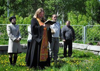В Менделеевске сейчас уже начали строить храм святого князя благоверного Олега Брянского