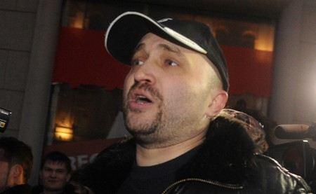Активиста ФАР Вадима Коровина задержали на 48 часов.