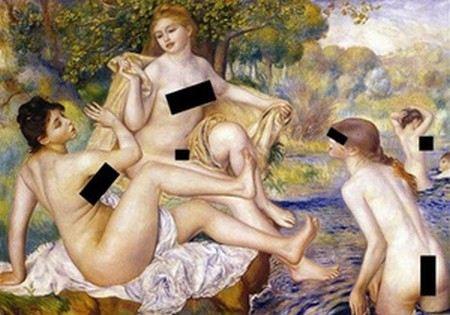 В Греции во время новостей по телевидению показали порно.