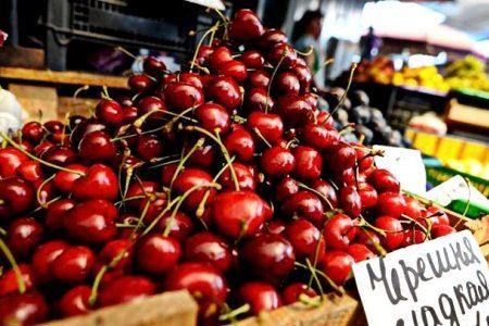 Таможенники повысили стоимость овощей и фруктов