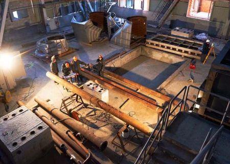 Тюменский металлургический завод готов к открытию