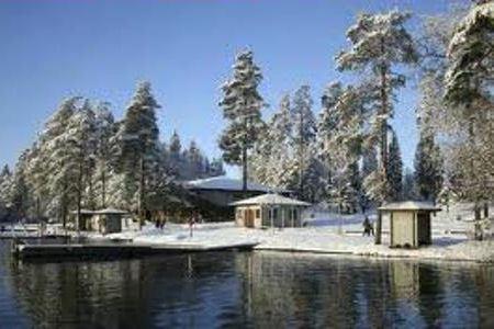 Россияне любят отдых в Финляндии