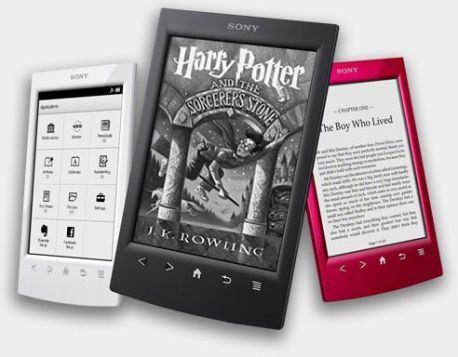 Первые электронные книги появились в 1996 году