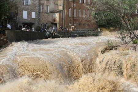 В Европе от наводнения погибли три человека