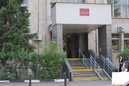 В Хорошевском суде Москвы оглашают приговор похитителям сына Касперского.