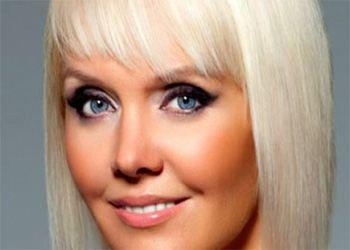 Певица Валерия - лицо рекламной кампании новой серии дизайнерских холодильников LG
