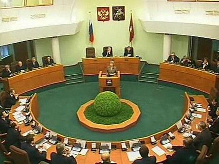Мосгордума завтра-послезавтра примет решение о досрочных выборах мэра.