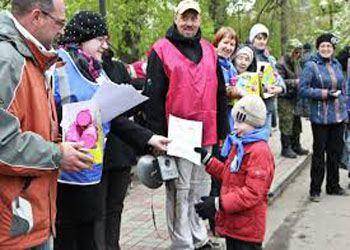 В Томске прошел необычный рыболовный фестиваль для детей