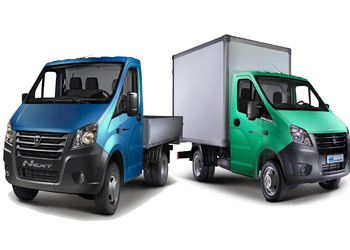 ГАЗель NEXT-семейство современных грузовых авто многоцелевого назначения
