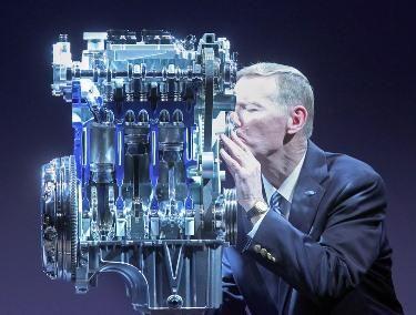 EcoBoost, созданный концерном Ford