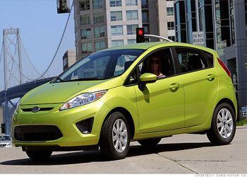 Хэтчбеку Ford Fiesta SFE дали более экономичный двигатель