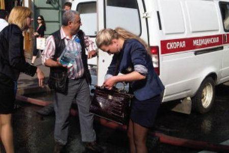 Многих пассажиров госпитализировали после пожара