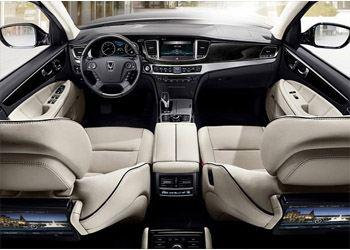 Цена обновленного Equus стартует с 2 миллионов 990 рублей