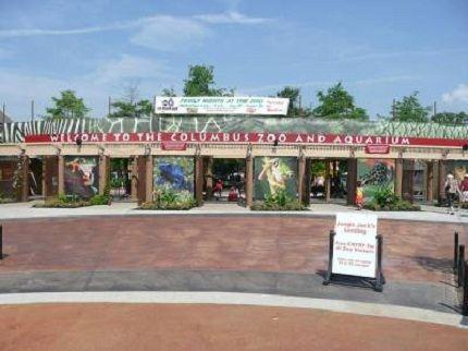 Зоопарк и аквариум Коламбуса