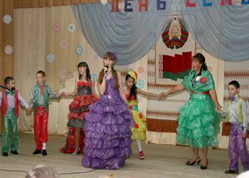 В Беларуси в Горках открылся 6-й детский фестиваль творчества «Славянскі карагод»
