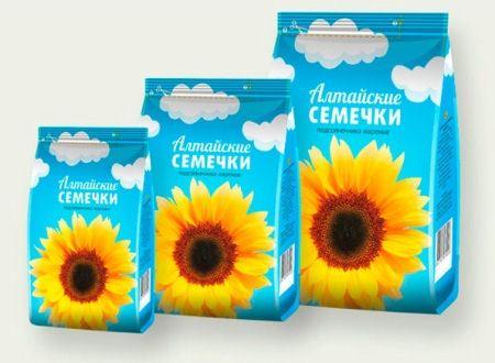 Лауреат премии - Алтайские семечки